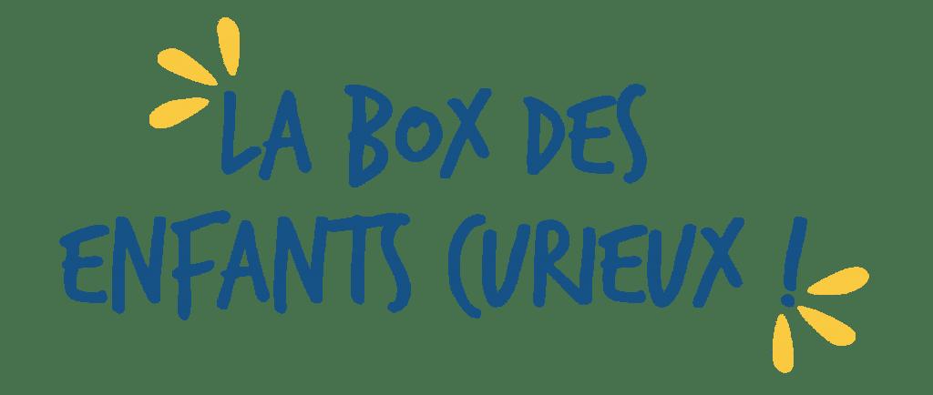 Picadelo la box des enfants curieux