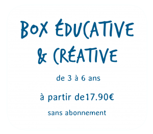 Box éducative et créative Picadelo à partir de 17.90€