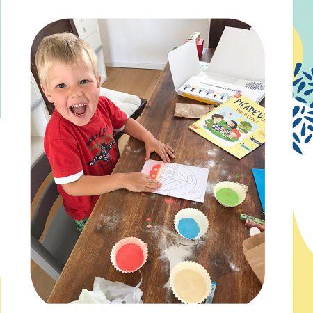 Des activités manuelles pour les 3-6 ans