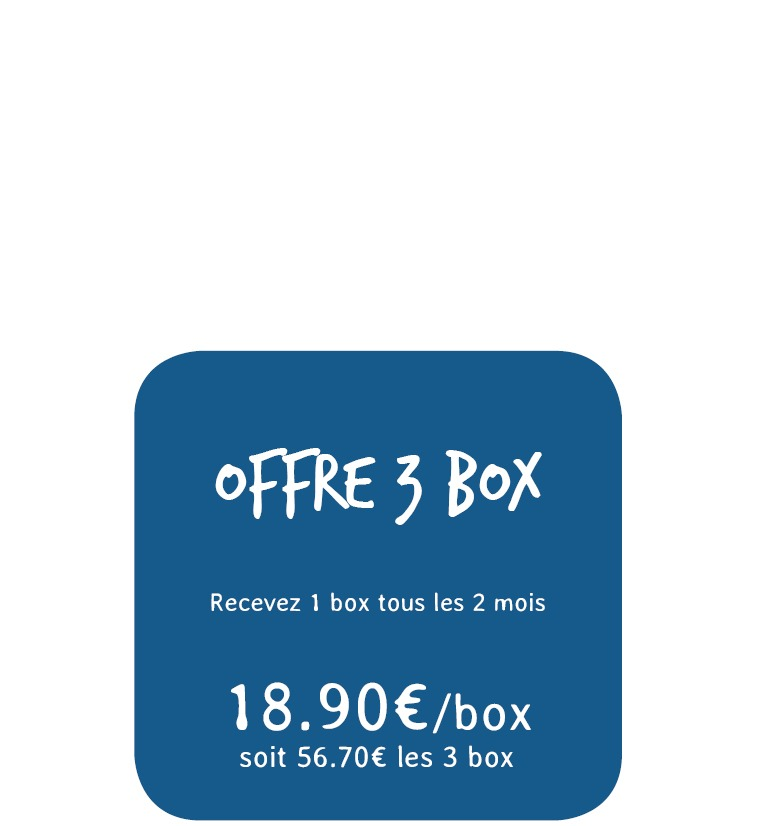 Offre 3 box Picadelo