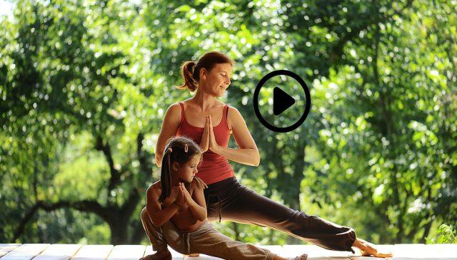 Vdéo Yoga par Picadelo