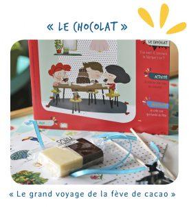 la box picadelo sur le chocolat