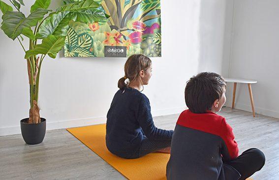 exercices de sophrologie pour les enfants