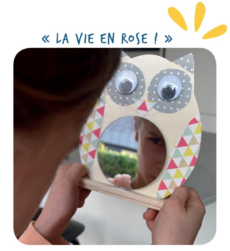 construit un miroir à émotions