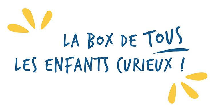 Picadelo la box de tous les enfants curieux