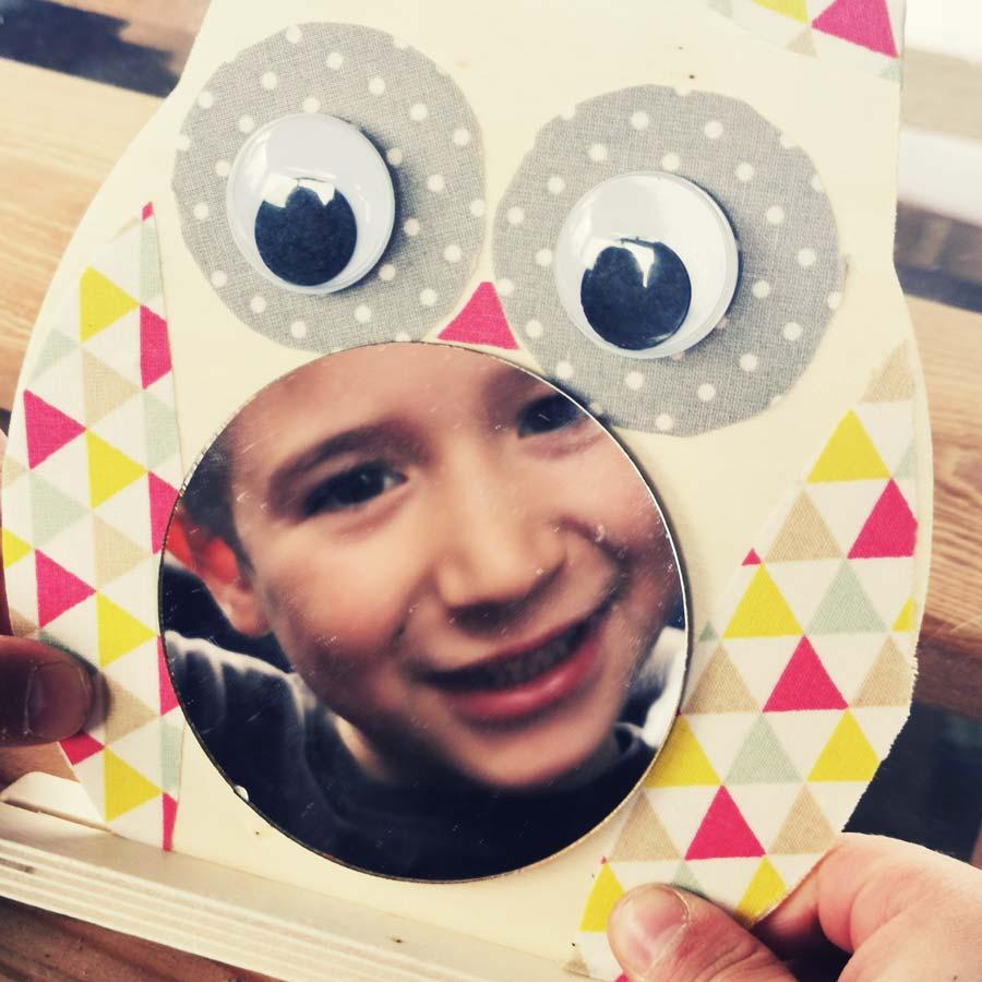 Le miroir des émotions - activité ludique pour les enfants permettant d'exprimer, de comprendre et mieux gérer ses émotions