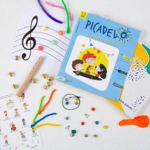 la box musique de Picadelo