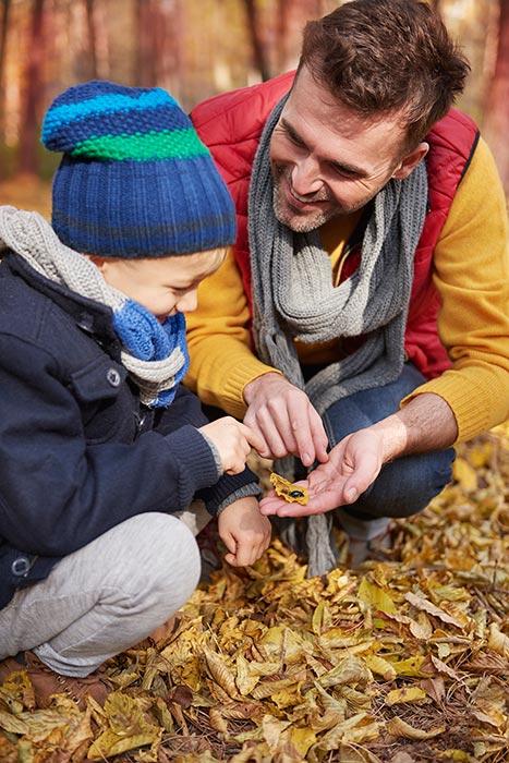 la communication parents enfant
