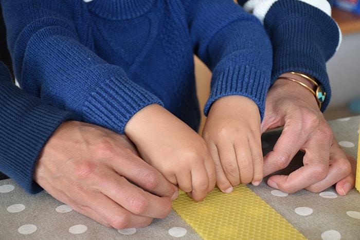 activité manuelle - loisirs - à réaliser ensemble : parent et enfant - vivre un moment privilégié