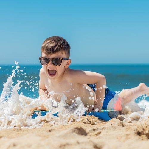 vacances été - moment idéal pour que l'enfant devienne propre - acquisition de la propreté - comment aider son enfant