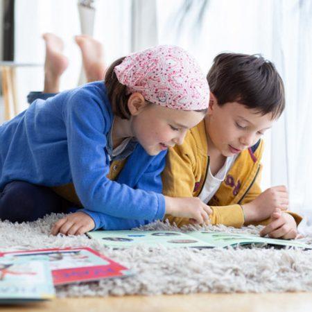 Magazine jeunesse pour les enfants de 3 ans, 4, 5, 6 et 7 ans